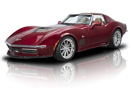 1972 Chevrolet Corvette for sale 100878424