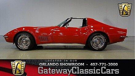 1972 Chevrolet Corvette for sale 100923272