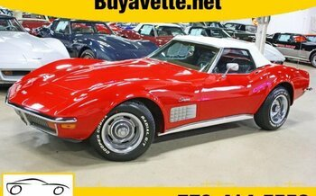 1972 Chevrolet Corvette for sale 100962138