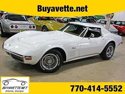 1972 Chevrolet Corvette for sale 100966448