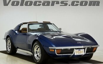1972 Chevrolet Corvette for sale 100968008