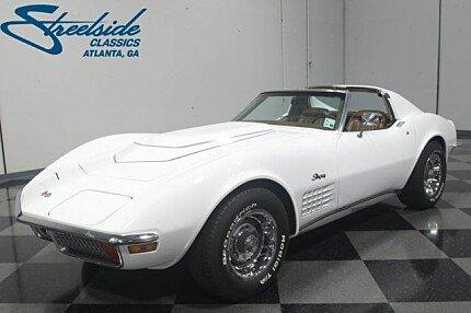 1972 Chevrolet Corvette for sale 100970231
