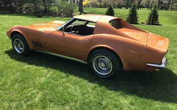 1972 Chevrolet Corvette Coupe for sale 100985995