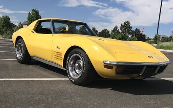 1972 Chevrolet Corvette Coupe for sale 100998667