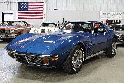 1972 Chevrolet Corvette for sale 101005638