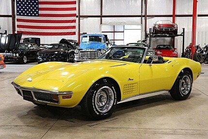 1972 Chevrolet Corvette for sale 101009760