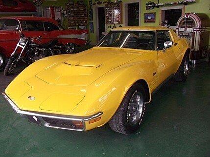 1972 Chevrolet Corvette for sale 101021200
