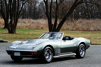 1972 Chevrolet Corvette Convertible for sale 101022220