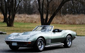 1972 Chevrolet Corvette Convertible for sale 101022220