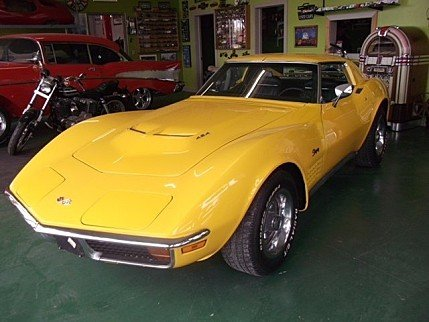 1972 Chevrolet Corvette for sale 101042445