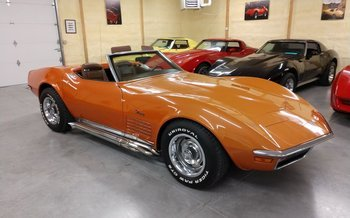 1972 Chevrolet Corvette for sale 101056558