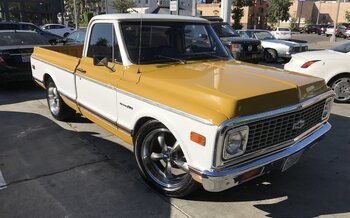 1972 Chevrolet Custom for sale 100912197