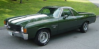 1972 Chevrolet El Camino for sale 100767106