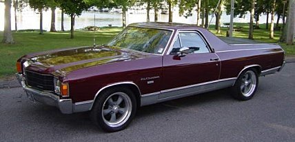 1972 Chevrolet El Camino for sale 100773630