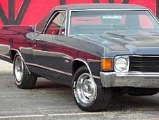 1972 Chevrolet El Camino for sale 100840229