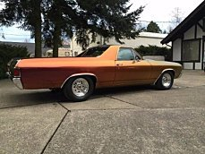 1972 Chevrolet El Camino for sale 100840720