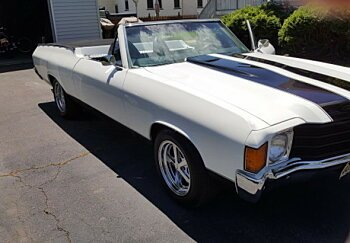1972 Chevrolet El Camino for sale 100791753
