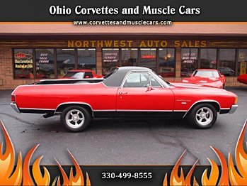 1972 Chevrolet El Camino for sale 100819838