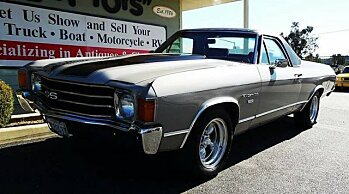 1972 Chevrolet El Camino for sale 100888739