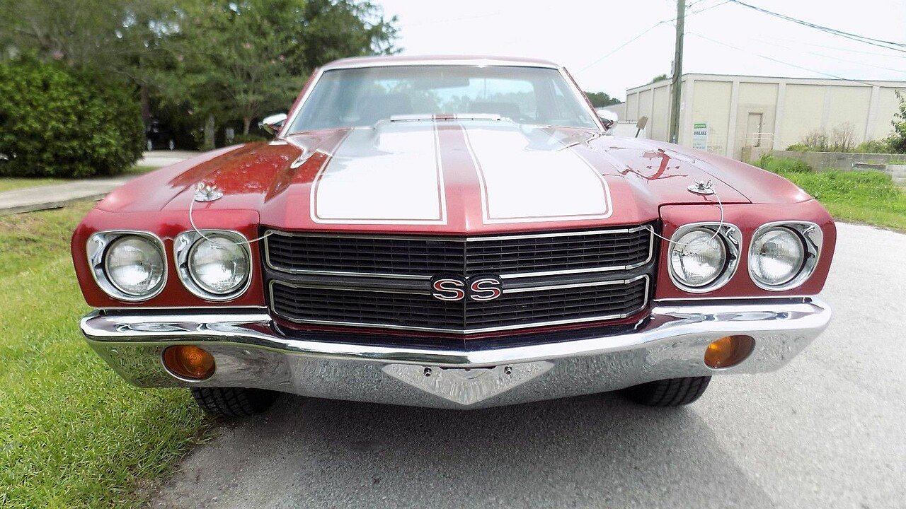 1972 Chevrolet El Camino for sale 100912525