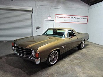 1972 Chevrolet El Camino for sale 100994209
