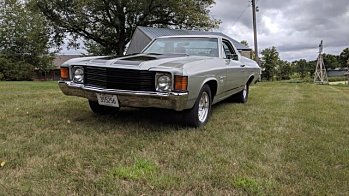 1972 Chevrolet El Camino for sale 101023711