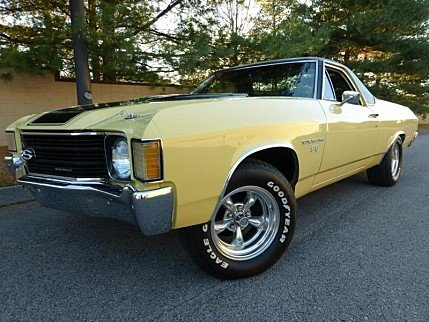 1972 Chevrolet El Camino SS for sale 101050449