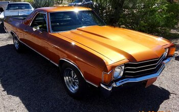 1972 Chevrolet El Camino V8 for sale 101052934