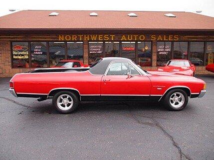 Chevrolet el camino classics for sale classics on autotrader 1972 chevrolet el camino for sale 100820064 sciox Image collections