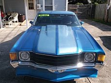 1972 Chevrolet El Camino for sale 100826556