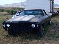 1972 Chevrolet El Camino for sale 100826612