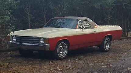 1972 Chevrolet El Camino for sale 100842076