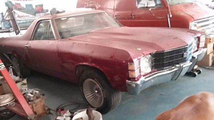 1972 Chevrolet El Camino for sale 100864808