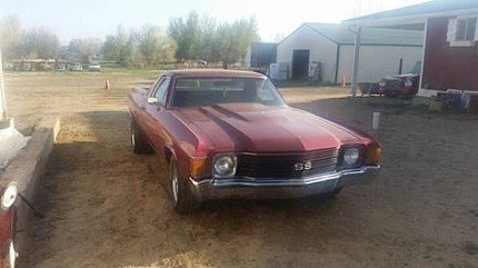 1972 Chevrolet El Camino for sale 100871586