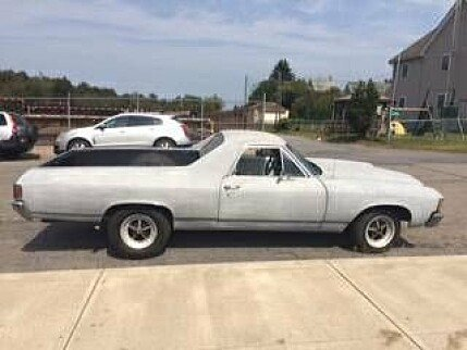 1972 Chevrolet El Camino for sale 100910736
