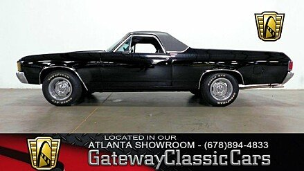 1972 Chevrolet El Camino for sale 100965621
