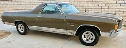 1972 Chevrolet El Camino for sale 100985932