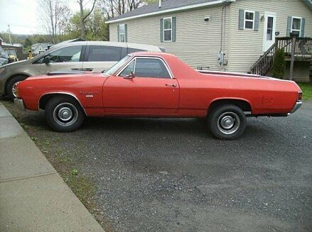 1972 Chevrolet El Camino for sale 100988388