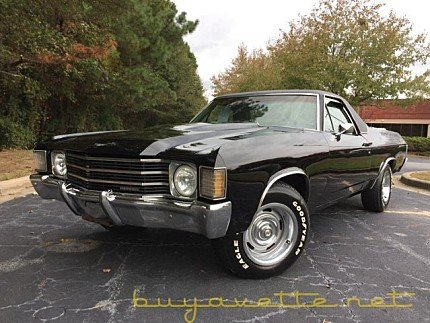 1972 Chevrolet El Camino for sale 101055207