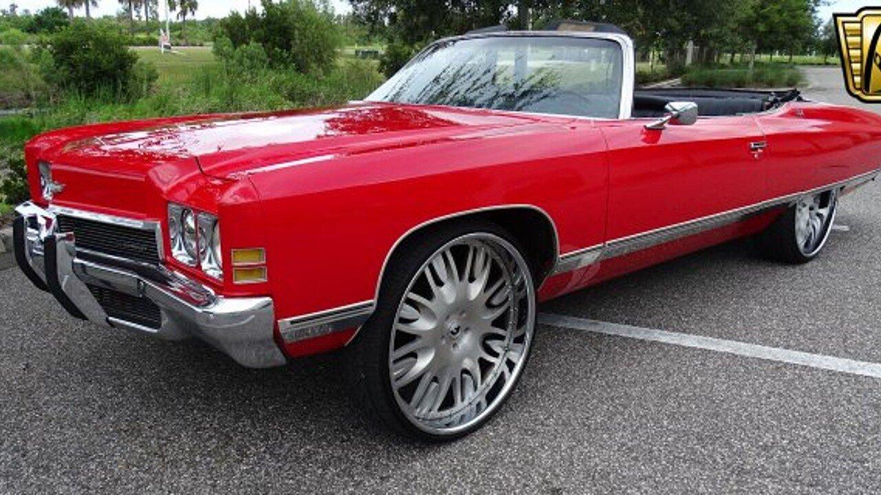 Impala 1972 chevrolet impala for sale : 1972 Chevrolet Impala for sale near O Fallon, Illinois 62269 ...