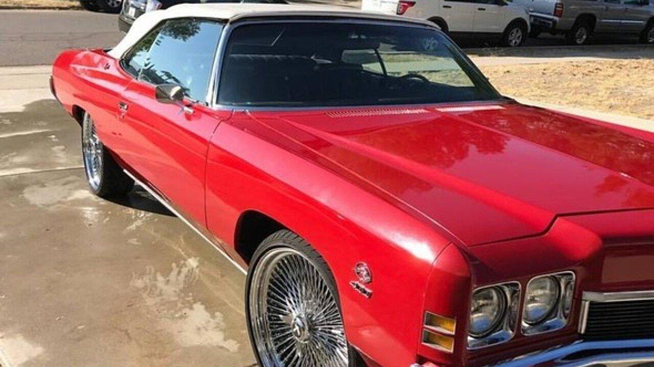 Impala 1972 chevrolet impala for sale : 1972 Chevrolet Impala for sale near LAS VEGAS, Nevada 89119 ...
