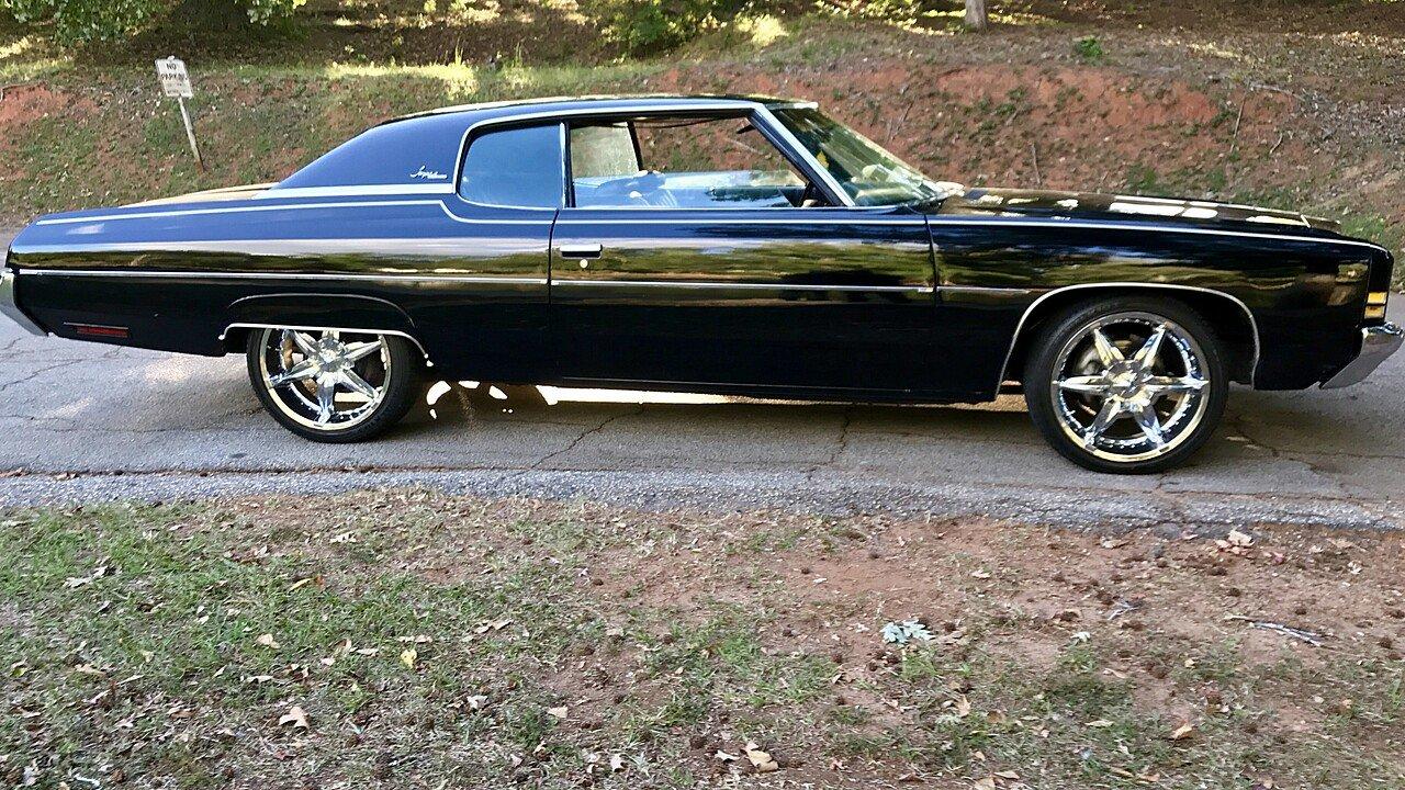 Impala 1972 chevrolet impala for sale : 1972 Chevrolet Impala Coupe for sale near Winnsboro, South ...