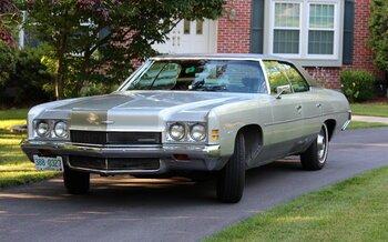 1972 Chevrolet Impala Sedan for sale 100906206