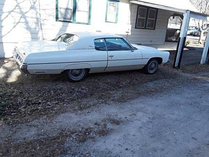 1972 Chevrolet Impala for sale 100945336