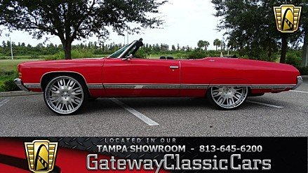 1972 Chevrolet Impala for sale 100950308