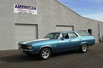 1972 Chevrolet Malibu for sale 100735252