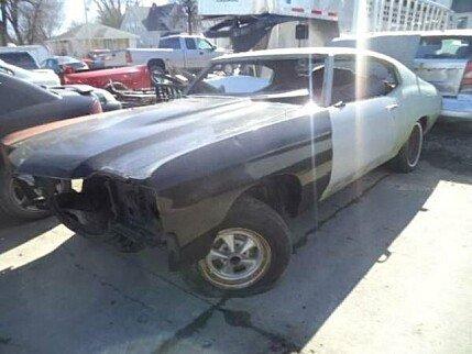 1972 Chevrolet Malibu for sale 100806946