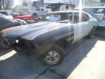 1972 Chevrolet Malibu for sale 100826200