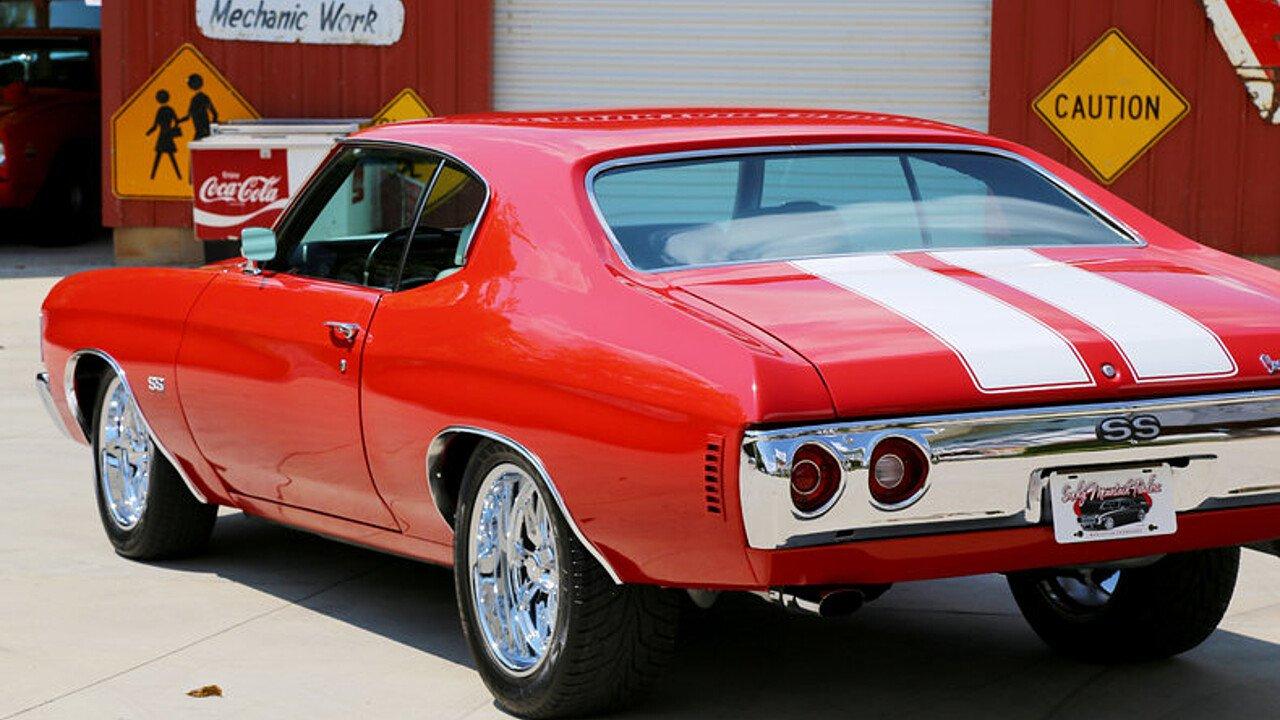Malibu 1972 chevrolet malibu : 1972 Chevrolet Malibu for sale near Maryville, Tennessee 37801 ...