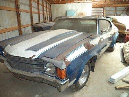 1972 Chevrolet Malibu for sale 100885558